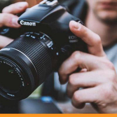 Fotoaparato nustatymu mokymai