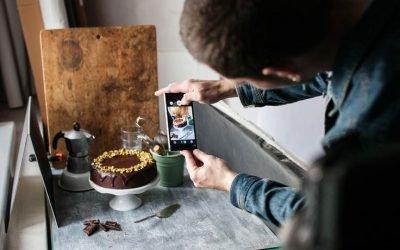 Patarimai mėgstantiems fotografuoti maistą