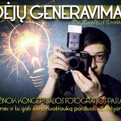 Idėjų generavimas