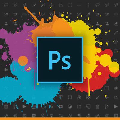Mokymai naudotis photoshop