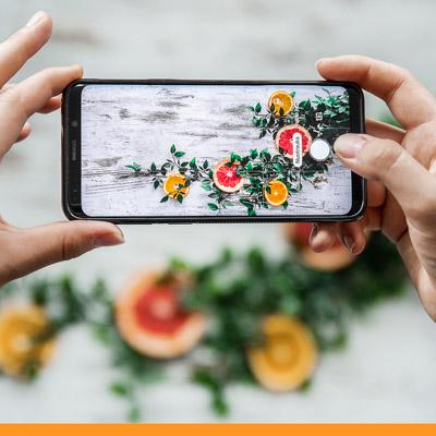 Fotokursai mobiliuoju telefonu